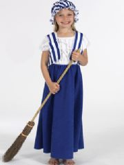 Rosie The Peasant Girl Costume